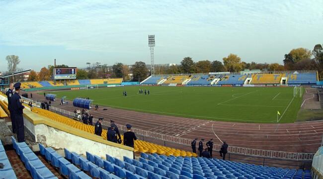 Минай проводитиме домашні матчі УПЛ на стадіоні Авангард