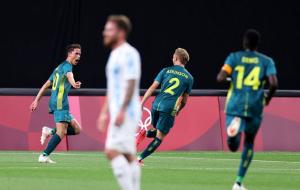 Аргентина проиграла Австралии в первом туре Олимпиады-2020
