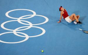 Бенчич стала чемпионкой олимпийского теннисного турнира
