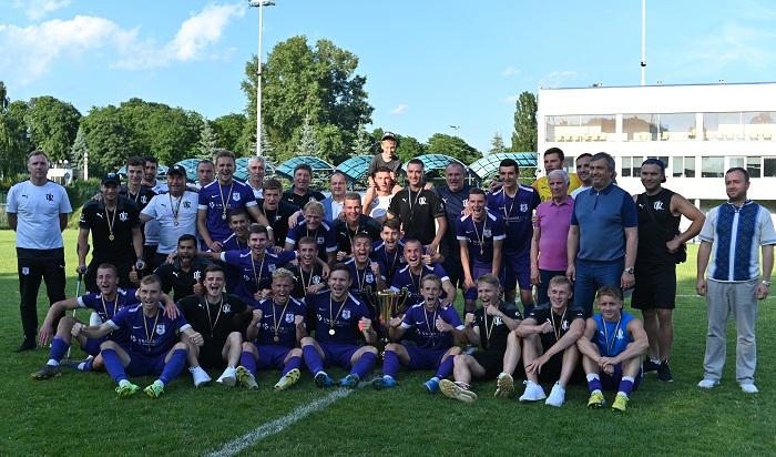 Чемпионат ААФУ — сборная сезона 2020/21
