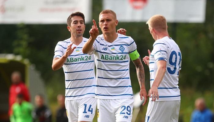 Динамо заявило 57 футболістів на сезон УПЛ