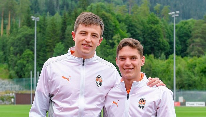 Трубин и Судаков присоединились к Шахтеру в Австрии