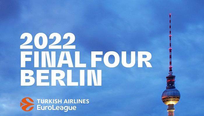 Финал четырех Евролиги в 2022 году примет Берлин
