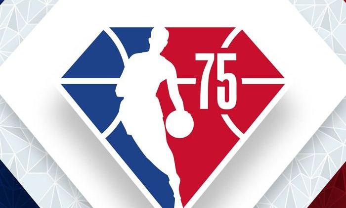 НБА презентувала логотип до 75-річчя Асоціації
