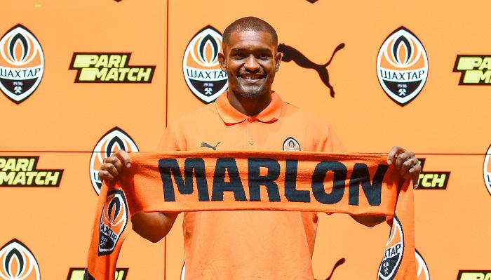 Марлон: «Надеюсь, в Шахтере у меня появится возможность сыграть за сборную Бразилии»