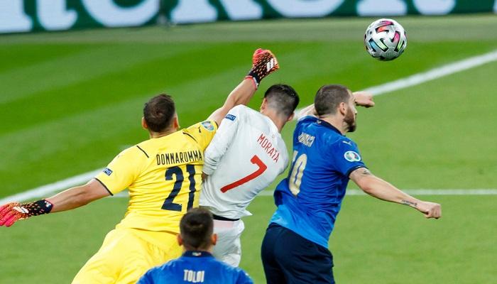 Італія вийшла до фіналу Євро-2020 після перемоги над Іспанією