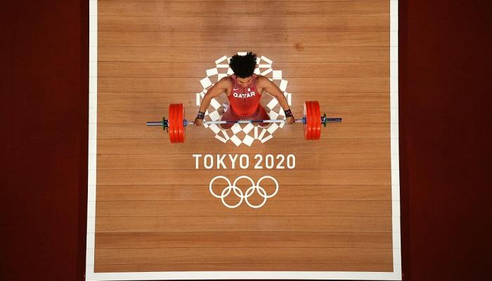 Катарець Фаріс Ібрахім виграв золото Олімпіади у важкій атлетиці у вазі до 96 кг
