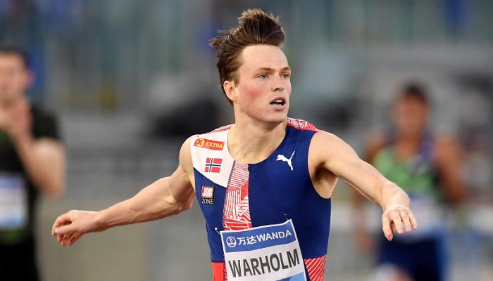 Вархольм встановив світовий рекорд на 400-метрівці з бар'єрами