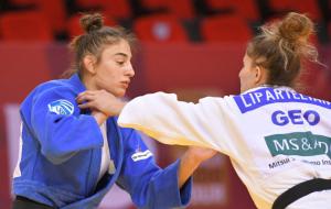 Гьякова стала Олимпийской чемпионкой по дзюдо в категории до 57 кг