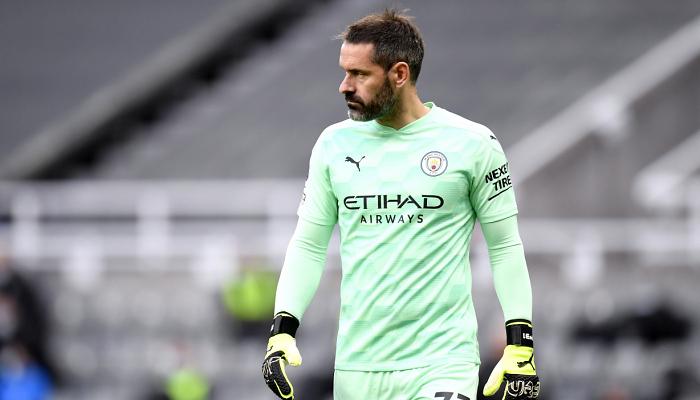 Манчестер Сити подписал годичный контракт с Карсоном