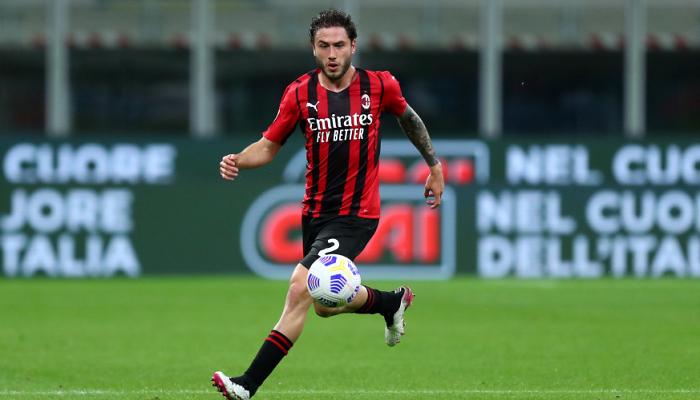 Милан продлил контракт с Калабрией до 2025 года