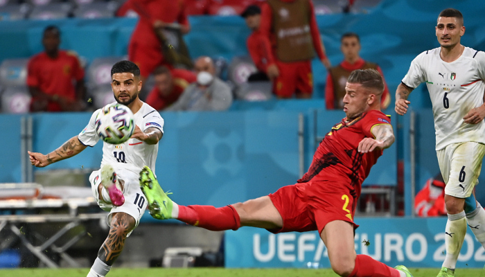 Бельгия — Италия. Видео голов и обзор матча