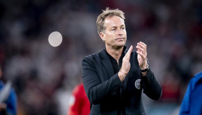 Хьюлманд: «Сборная Дании сделала все, что могла»