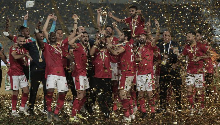 Аль-Ахлі став переможцем африканської Ліги чемпіонів