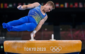Українські гімнасти посіли сьоме місце в командному багатоборстві на Олімпіаді
