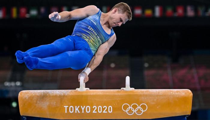 Украинские гимнасты заняли седьмое место в командном многоборье на Олимпиаде