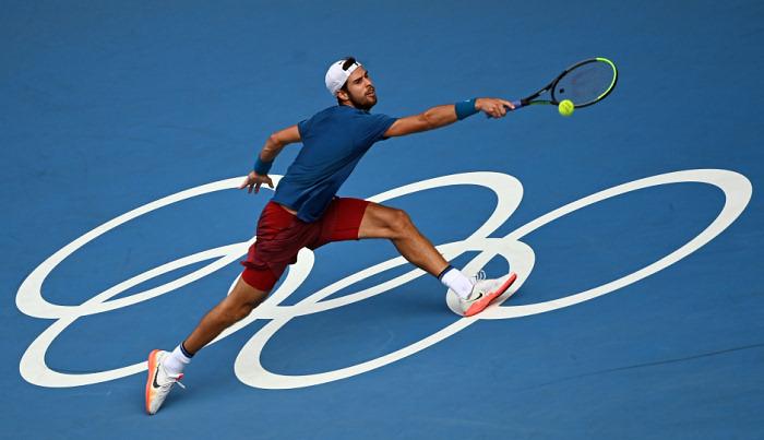 Хачанов став першим фіналістом тенісного турніру на Олімпіаді