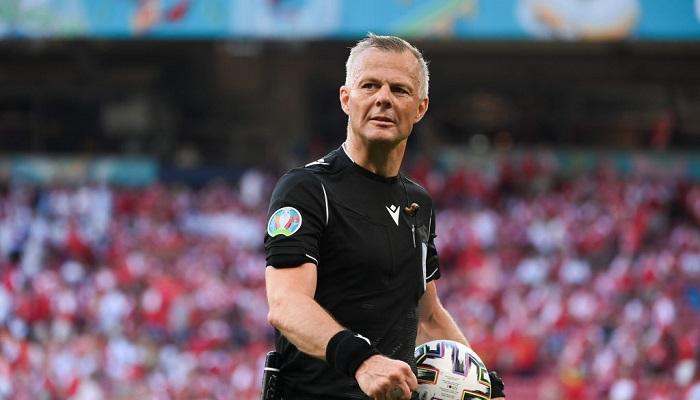 Куйперс рассудит Италию и Англию в финале Евро-2020