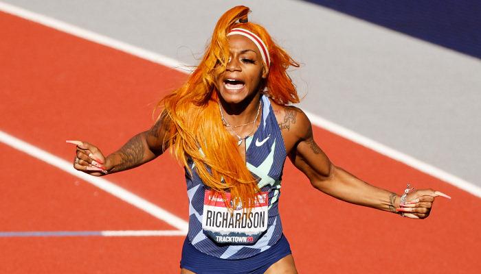 Чемпіонка США Річардсон пропустить Олімпіаду через провалений тест на марихуану