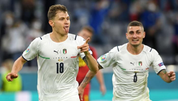 Италия - Испания когда и где смотреть трансляцию матча 1/2 финала Евро-2020