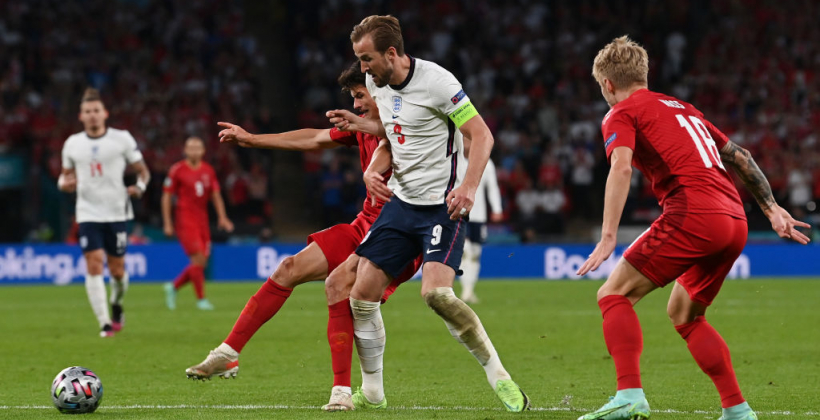 Англія – Данія. Відео голів та огляд матчу