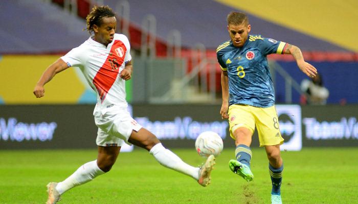 Колумбія обіграла Перу в матчі за третє місце на Копа Америка