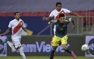 Колумбія – Перу. Відео огляд матчу за 10 липня