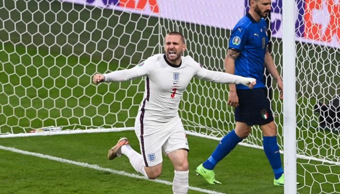Шоу забив найшвидший гол в фіналах чемпіонатів Європи