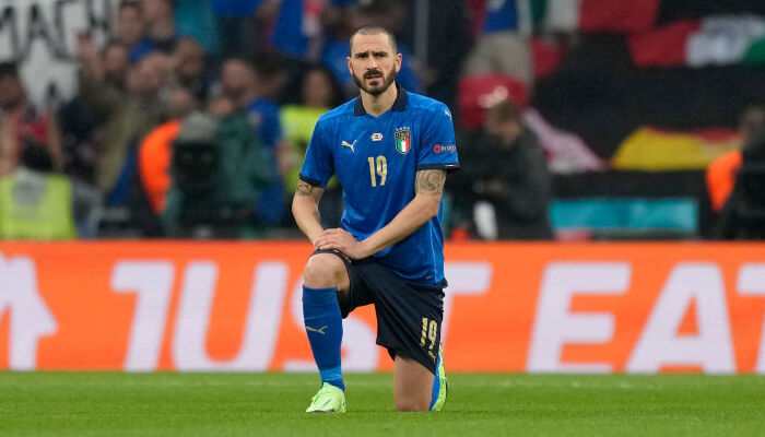 Бонуччі став рекордсменом збірної Італії за кількістю матчів на чемпіонатах Європи
