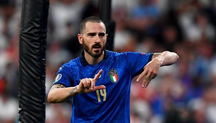 Бонуччи стал самым возрастным автором гола в финалах чемпионатов Европы