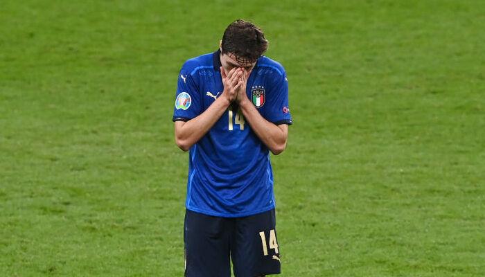 К'єза отримав травму у фіналі Євро-2020