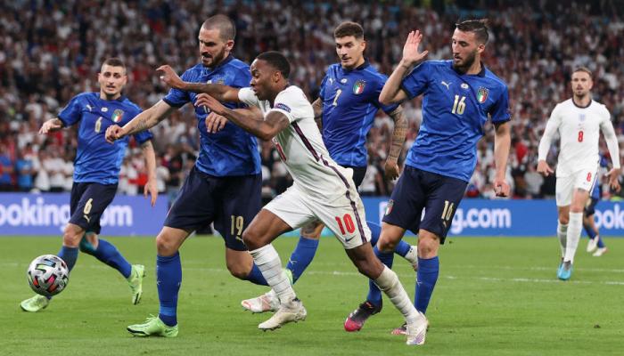 Італія в серії пенальті перемогла Англію і стала чемпіоном Європи