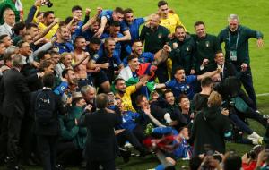 Італія – Англія. Відео огляд матчу за 11 липня