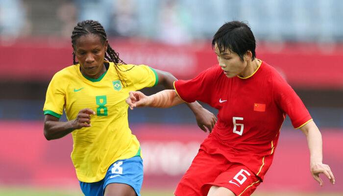 43-летняя бразильянка Формига стала первой футболисткой, сыгравшей на семи Олимпиадах подряд