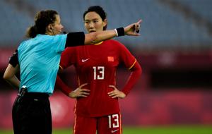 Монзуль рассудит матч Канада — Великобритания на женском олимпийском турнире