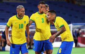 Хет-трик Рішарлісона приніс Бразилії перемогу над Німеччиною у першому турі Олімпіади-2020
