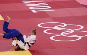 Білодід завоювала бронзову медаль Олімпійських ігор у Токіо