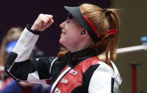 Швейцарка Кристен стала Олимпийской чемпионкой в стрельбе из винтовки из трех положений
