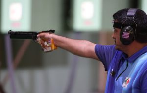 Форугі став Олімпійським чемпіоном у кульовій стрільбі, Коростильов – четвертий