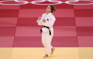 Краснікі стала олімпійською чемпіонкою з дзюдо в категорії до 48 кг