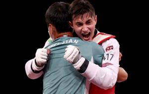 Узбекістанец Рашитов – Олімпійський чемпіон з тхеквондо в категорії до 68 кг