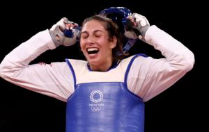 Американка Золотич стала Олимпийской чемпионкой по тхэквондо в категории до 57 кг