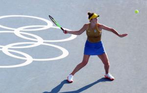 Світоліна програла у півфіналі Олімпіади і зіграє в матчі за бронзу
