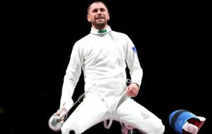 Рейзлин — о бронзе Олимпиады: «После полуфинала очень сильно расстроился и пришлось себя ломать, чтобы побороться за медаль»