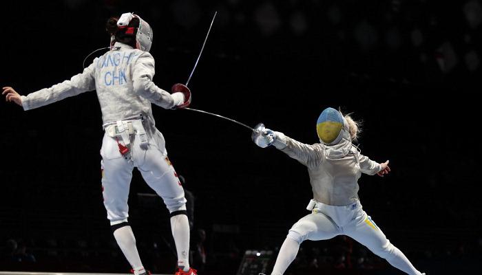 Харлан проиграла в первом матче на Олимпиаде в Токио