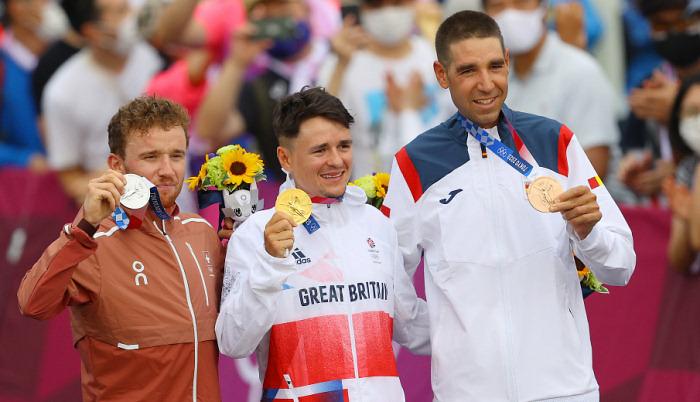 Британець Підкок став олімпійським чемпіоном з маунтінбайку
