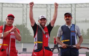 Американець Хенкок з олімпійським рекордом виграв золото в стендовій стрільбі
