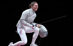Россиянка Позднякова стала Олимпийской чемпионкой в фехтовании на саблях