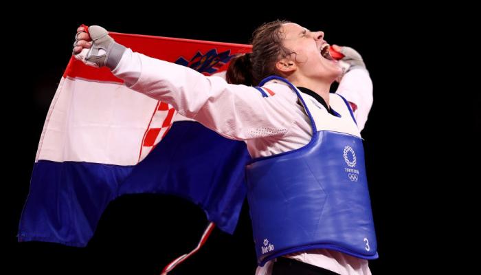 Хорватка Єліч стала Олімпійською чемпіонкою з тхеквондо в категорії до 67 кг