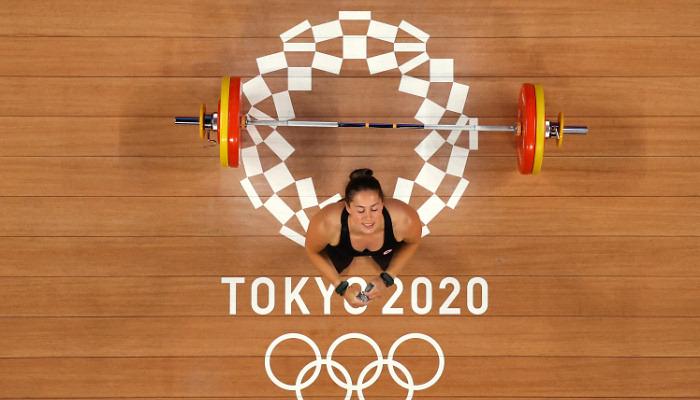 Канадська важкоатлетка Шаррон – Олімпійська чемпіонка в категорії до 64 кг